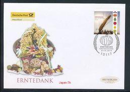 Allemagne Mi. Nr.  2826 Erntedank - 2010 - FDC - [7] Federal Republic