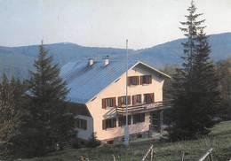 Le Markstein Oderen Ranspach Fellering Linthal Lautenbachzell Lautenbach Chalet Refuge ? Trotters Mulhouse - France