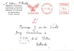 EMA – Papillon - Musée National D'Histoire Naturelle - Vlinders