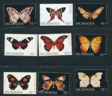 Nicaragua - MNH - Papillons - Vlinders