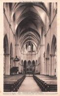 SAINT VAAST LA HOUGUE Interieur De L Eglise Vaste Et Bien Eclairee Elle A Ete Construite 9(scan Recto-verso) MA1258 - Saint Vaast La Hougue