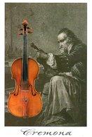 """ITALIE : Cremone """" Antonio Stradivari """" - Italia"""