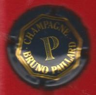 Capsule Champagne Paillard Bruno N° 1 Bleu Foncé Et Or - Champagne