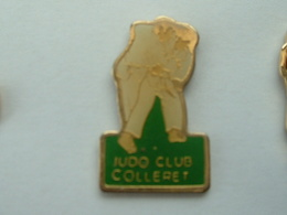 PIN'S JUDO CLUB COLLERET - Judo