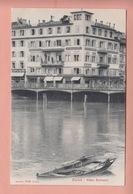 RARE POSTCARD - SWITZERLAND - SCHWEIZ - HOTEL SCHWERT - ZURICH - ZH Zurich