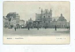 Malines Mechelen  Grand Place - Malines