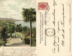"Georgia Russia, BATUMI BATUM BATOUM, View Of ""Cap Vert"" (1904) Postcard - Géorgie"