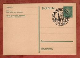 P 195 Ebert, Entwertet SoSt Zwickau Dtsch Philat-Verb Goessnitz 1932 (91054) - Deutschland