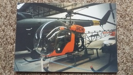 PHOTO AGFA D  HELICO BALL 47 G 1 - Aviation