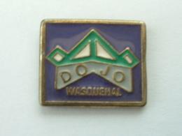 PIN'S JUDO - DOJO WASQUEHAL - Judo