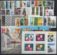 Svizzera 2010 Annata Completa / Complete Year Set **/MNH VF - Nuovi