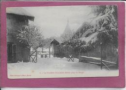 88.-  LA FEUILLEE DOROTHEE HÔTEL SOUS LA NEIGE - Frankreich