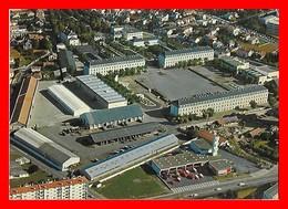 CPSM/gf (65) TARBES.  Quartier Soult, Vue Aérienne Sur Le 35e R.A.P....K755 - Tarbes