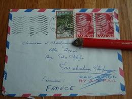 Enveloppe Timbrée D'Athènes ATHINAI1962 - Grèce