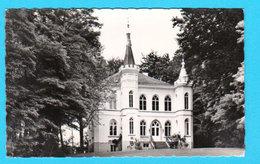 CPSM RANSBERG : Oud Kasteel A Speculo (2) -  Uitg. D. Point, Handelaar, Dorpstraat 87 - Foto Biltz - Kortenaken
