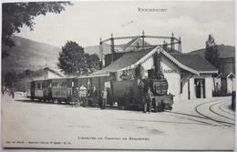 L'ARRIVÉE DU TRAMWAY DE GÉRARDMER - REMIREMONT - Remiremont