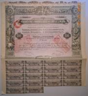 ACTION - FINANCIERA E INMOBILIARIA Del RIO De La PLATA - 1ère Série - BUENOS AIRES - ARGENTINE 16 Juin 1934 - Banque & Assurance