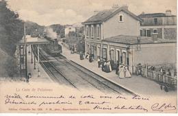 91 La Gare De Palaiseau - Palaiseau