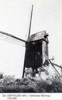 Ertvelde 220 Antwerpse Heirweg 1741-1949 Molen Uitgegevn Door Studiekring Ons Molenheem, 2770 St Niklaas 1981 - Evergem