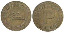 01599 GETTONE TOKEN JETON AUSTRIA PARCHEGGIO PARKING PARKMUNZE MURZZUSCHLAGER - Jetons & Médailles