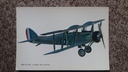CPSM AVION 1925 D H 56 2 SEATER DAY BOMBER AVION DE GUERRE MILITAIRE ARMEE  CYZ - 1919-1938: Entre Guerres