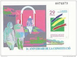 Andorra Española Nº 241 - Nuevos