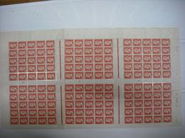 France N°173** 30c Pasteur, Une Feuille De 150 Timbres Avec Mill.Cote 280€ - Fogli Completi