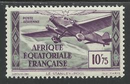 AFRIQUE EQUATORIALE FRANCAISE - AEF - A.E.F. - 1937 - YT PA 8** - MNH - A.E.F. (1936-1958)