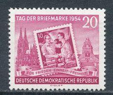 DDR 445 A ** Mi. 2,- - [6] République Démocratique