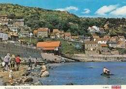 Postcard Runswick Bay Nr Whitby  My Ref  B24086 - Autres