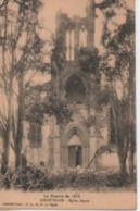 BERBEVILLER LOT DE  3 CPA GUERRE DE 1914 - Frankreich