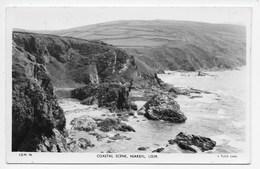 Coastal Scene Niarbyl - Tuck I.O.M. 16 - Isle Of Man