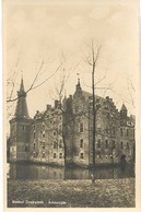 Doorwerth, Kasteel Doorwerth Achterzijde  (type Fotokaart) - Netherlands