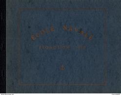 ECOLE NAVALE PROMOTION 1918 OFFICIER MARINE NATIONALE - Boeken