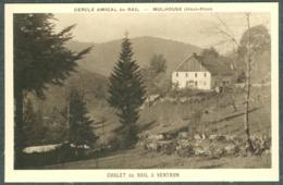 88 Vosges Chalet Du Rail à Ventron Cercle Amical Du Rail Mulhouse 68 Haut-Rhin TBE - Frankreich