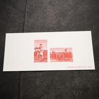 FRANCE FDC GRAVURE épreuve 1er Jour Napoléon Ier Et La Garde Impériale 2004 - Collection Timbre Poste - FDC