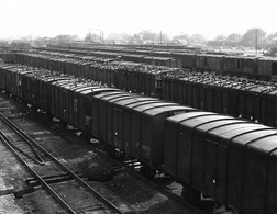 Photo Inde Calcutta Les Trains De Céréales Pour Approvisionner Insuffisamment Photo Vivant Univers - Lugares