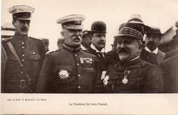 CPA Guerre 14 Européenne Grande Le Maréchal Sir John French - War 1914-18