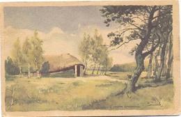 Veluwe, Schaapskooi - Netherlands