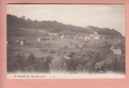 OUDE POSTKAART - ZWITSERLAND - SCHWEIZ - GRUB - SG St. Gall