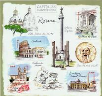 BLOC -  53  -  2002   -  Capitales Européennes -  Rome  -  Neuf -    Non Plié  - - Ungebraucht