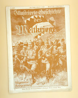 WK1: Magazin Allgemeine Kriegszeitung Nummer 44, Illustrierte Geschichte Des Weltkrieges 1914/1915 Frankreich Ferngläser - 1914-18