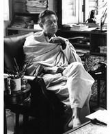 Photo Inde Calcutta Célébre Cinéaste Satyajit Ray Chez Lui Photo Vivant Univers - Plaatsen