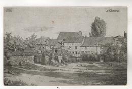 +1086,  Weltkrieg 1914-18, Feldpostkarte, Le Chesne (Ardennes) - Oorlog 1914-18