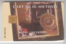 MAROC SOUVENIRS L'ART DE SE SOUVENIR - Marokko