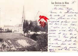 Les Environs De MONS - L'Eglise De HYON - Mons