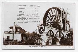 Laxey Wheel - Tuck I.O.M. 41 - Isle Of Man