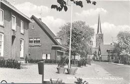 Maurik, Gemeentehuis En Ned. Herv. Kerk - Netherlands