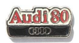 L108 Pin's  AUDI 80 LOGO Achat Immédiat - Audi