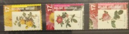 Belgium 1997. PPG De Schutter. Stamp Set. MNH - Rose